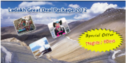 Great Deals & Exclusive Super Deluxe Package on Ladakh -Quickbooker