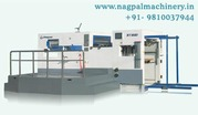 Semi automatic die cutting machinery