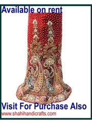 Wedding lehenga on rent