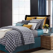Buy Double Bed Sheet with Matching Pillow Cover in Vibrant Colors
