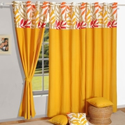 Get Flat 15% OFF at Solid Curtains Online- Swayam India