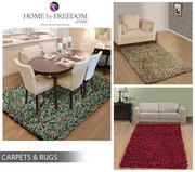 Buy Carpets & Shaggy Rugs Online at Affordable Price- Home By Freedom