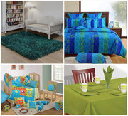 Enjoy Flat 25% OFF Online on All Carpet,  Bed Sheet & Swayam Collection