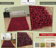 Buy Shaggy Rugs Online in Dazzling Shades at Home By Freedom
