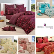 Get Flat 15% OFF on Bed Sheets Online- Use: HBF15