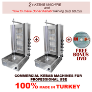 COMPLETE KEBAB EQUIPMENT