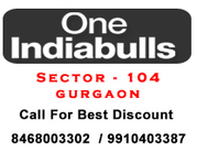 One Indiabulls Sector 104
