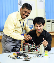B.Tech. in Electronics Engineering