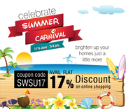 Get Flat 17% OFF at Swayam Entire Collection- Use Coupon Code: SWSU17
