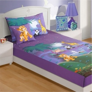 Buy Kids Bed Sheets Online in Gorgeous Prints- Swayam India