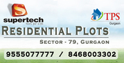Supertech Plots 79 Gurgaon @ 9555077777