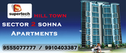 Supertech Hill Town @ 9555077777