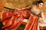 Shop online latest collection  of sarees with Snapdeal discount coupon