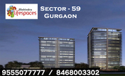 Mahindra Luminare Sector 59 Gurgaon @ 9555077777