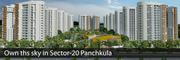 3 bhk apartment for sale in suncity parikarma in sec-20 panchkula