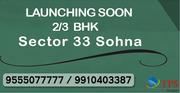 Lotus Greens Sector 33 @ 9555077777