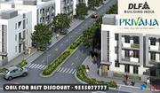 DLF Privana Floors Gurgaon @ 9555O77777