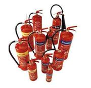 UL Listed Fire Extinguishers |