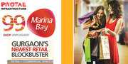 Best in cost Retail Shops at 99 marina bay gurgaon