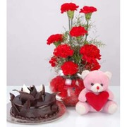 Valentine Flowers in gurgaon