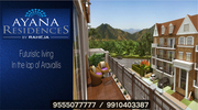 Raheja Ayana Residences Gurgaon @ 9555O77777