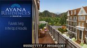 Raheja Ayana Residences @ 9555O77777