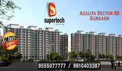 Supertech Azaliya Sec 68 Gurgaon @ 9555077777