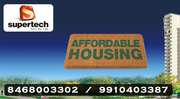 Supertech Basera Affordable Housing @ 8468003302