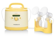 Use Medela's Symphony breastpump to seal the bond with your baby