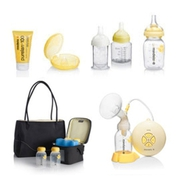 Medela's breastfeeding products serve convenience to modern moms