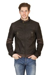 Leather Jackets for Men upto 50% OFF at Justanned