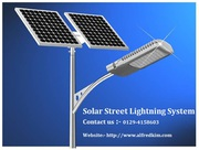 Solar Street Lightning System with Heavy Discount.