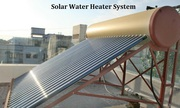 Available Solar Water Heater at low price.