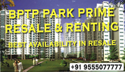 BPTP Park Prime Rent Resale Price @ 9555077777