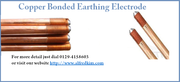 Copper Bonded Earthing Electrode For Safety.