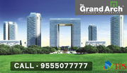 Ireo Grand Arch Sector 58 Gurgaon @ 9555077777