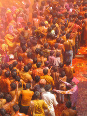 Mathura - City in India for Rangeela Soak in spirit of Holi -Breakaway
