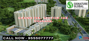 Signature Global Grand Iva Affordable Housing Sector 103 Gurgaon @ 84