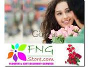 Flower Delivery Gurgaon - FnGstore.com