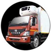 THE PROFITABLE & RELIABLE READY TO USE EICHER REEFER TRUCKS