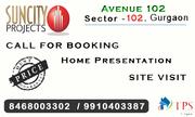 Suncity Avenue 102 Affordable Housing Gurgaon @ 8468003302