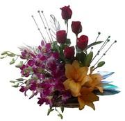 Send Valentine 2016 flowers to Faridabad