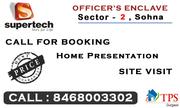 Supertech Officer's Enclave Sector 2 Sohna @ 8468003302