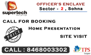 Supertech Officer's Enclave Sohna Gurgaon @ 8468003302
