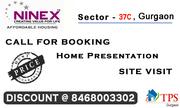 Ninex-RMG Residencey Affordable Housing Sector 37C Gurgaon @ 84680033