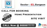 Vipul Aarohan Gurgaon sector-53@9555077777