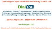 Top Colleges in Jaipur,  Rajasthan