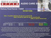 SPLIT AC SERVICE IN KARNAL