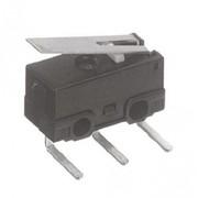 100MA 125V Basic / Snap Action Switches SPDT Hinge LVR PCB - AH1762619