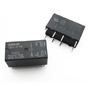 1A DPDT 12DC PCB ThruHole Hi-Sens signal Relay - G5V-2-H1 DC12